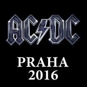 AC DC 2016 Praha VYPREDANÉ
